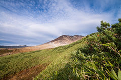 Asahidake summit Stock Image