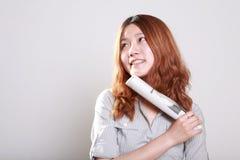 девушка asain Стоковая Фотография RF