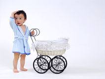 Asain baby boy Stock Photography