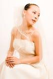 asain bride Stock Photos