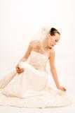 asain bride Stock Photography