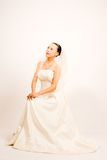 Asain bride Stock Photos