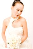 Asain bride Stock Images
