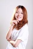 Asain girl Stock Photography