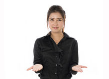 Asain woman Stock Images