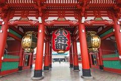 Asakusa świątynia Zdjęcie Stock