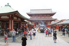 asakusa Ιαπωνία Στοκ Φωτογραφίες
