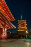 Asakusa Photos libres de droits