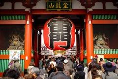 Asakusa Royalty-vrije Stock Afbeelding