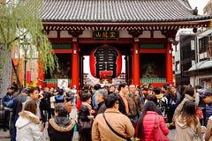 Asakusa Royalty-vrije Stock Foto's