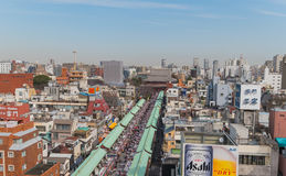 Asakusa Area Royalty Free Stock Photos