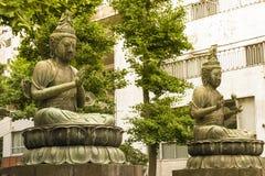Asakusa Buddhas Royalty Free Stock Photo