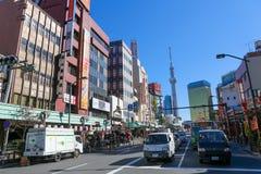 Asakusa Stock Image
