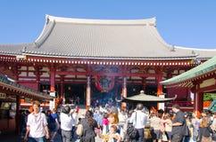 Asakusa Giappone Immagine Stock Libera da Diritti