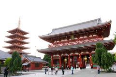 asakusa Japan kannon obrazy royalty free