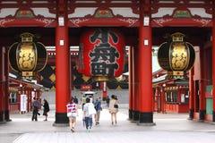 asakusa Japan kannon Zdjęcie Royalty Free