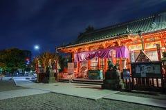 Asakusa Jinja Shrine in Tokyo Royalty Free Stock Photography
