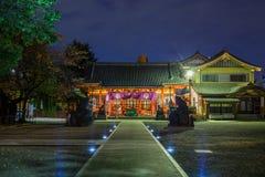 Asakusa-jinja Shrine in Tokyo Stock Photography