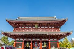 Asakusa Kannon Temple Stock Photos