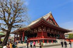 Asakusa Kannon Temple. Royalty Free Stock Image