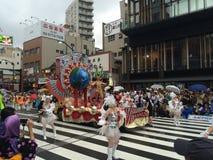 Asakusa karneval Royaltyfria Foton