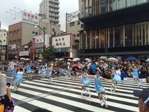 Asakusa karneval Royaltyfri Bild