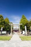 Asakusa-Schrein in Tokyo, Japan Lizenzfreies Stockbild