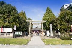 Asakusa-Schrein in Tokyo, Japan Lizenzfreie Stockbilder