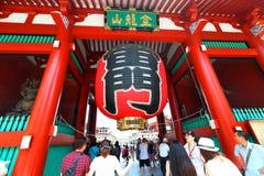 Asakusa Senso-ji temple Stock Images