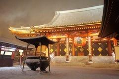 Asakusa Sensoji Stock Photo