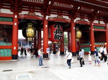 Asakusa or Sensoji temple Stock Image