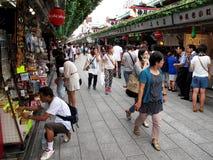 Asakusa or Sensoji temple Stock Photography