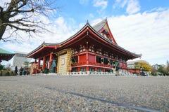 Asakusa tempel Royaltyfri Fotografi