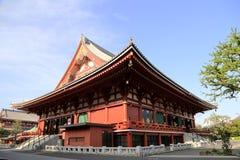 Asakusa tempel Royaltyfri Bild