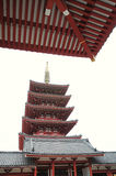 Asakusa temple Royalty Free Stock Photo