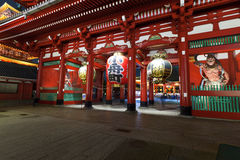 Asakusa temple Stock Photography