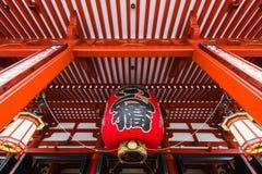 Asakusa temple Stock Photo