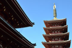 Asakusa Royalty Free Stock Image