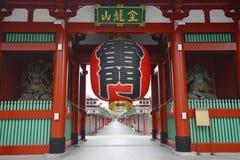 Asakusa temple Royalty Free Stock Photography