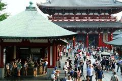 Asakusa templetower Royalty Free Stock Photo