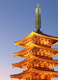 Asakusa Tokio Fotos de archivo