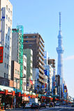 Asakusa, Tokyo Royalty Free Stock Photography