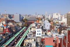 Asakusa, Tokyo Stock Afbeeldingen
