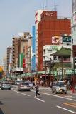 Asakusa, Tokyo Royalty Free Stock Photo