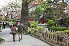 Asakusa, Tokyo Stock Image