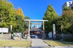 Sensoji Temple`s shrine in the Asakusa District. Senso-ji Stock Image