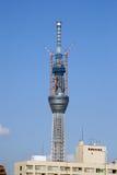 Asakusa Tower, Tokyo, Japan Stock Images