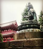 Asakusageest Royalty-vrije Stock Afbeeldingen