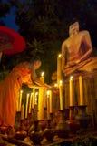 Asalha Puja Day Imágenes de archivo libres de regalías