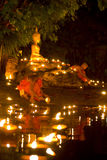 Asalha Puja Day Fotos de archivo